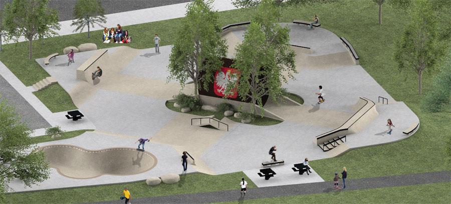 Public Square Group Broadway Skate Park